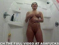 Sexy Shower With Asa Akira