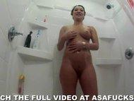 Sexy Shower With Asa Akira