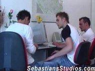 Bareback Office Boyz