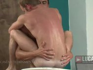 Uncut Latin Cock Pounds T...