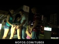 Three HOT sluts start org...