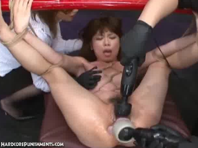 Japanese Bondage Sex Extreme BDSM Punishment of Asari Pt. 9