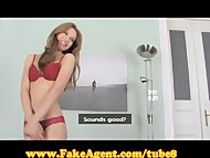 FakeAgent Amazingly Hot A...