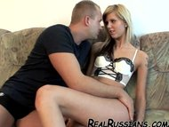 PASSIONATE LOVE MAKING BY RUSSIAN AMATEUR