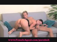 FemaleAgent. Lucky devils...