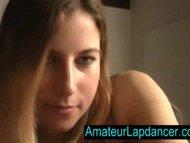 Lapdance by hot czech teen Zdenka