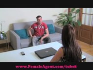 FemaleAgent. Ready, willi...
