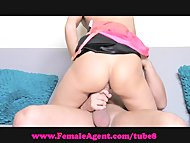 FemaleAgent. Big cock cas...