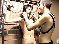 Bareback Bondage with Rad and Miles