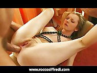 Rocco Siffredi Fucks a Ho...