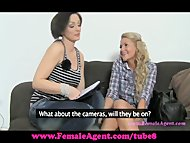 FemaleAgent. Agent Of Desire