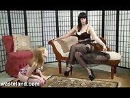 Wasteland Bondage Sex Movie  Mistress Manor Pt 1