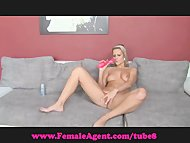 FemaleAgent. Bisexual blo...