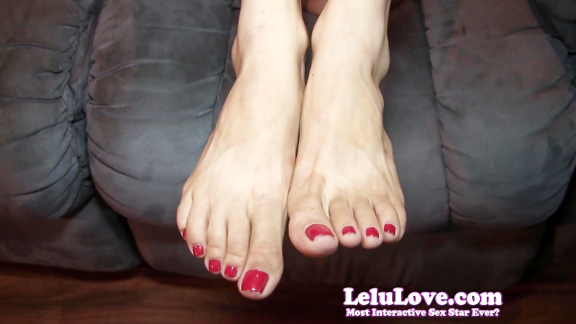 Lelu lovespreading pussy asshole soles joe