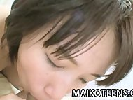 Japanese teen Natsuko Osa...