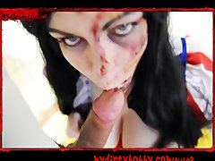 Halloween  Snow White and the horny fucker