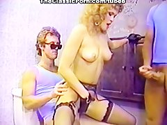 Nude girl public toilet group fuck