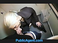 PublicAgent Full Sex on a...