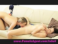 FemaleAgent. Multiple Org...