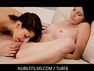 Nubile Films  Delightful Ambition
