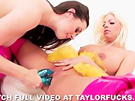 Taylor Vixen Leotard Lesbians
