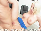 Britney Amber's Wild Job Interview