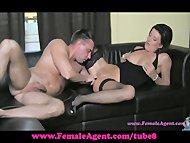 FemaleAgent. Arrogant audition