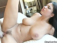 Anissa Kate Nude in Public and Fucked Hard