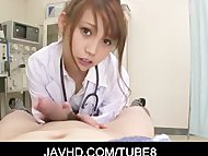 Wild and naughty asian nurse E