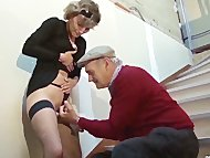 A couple and a kinky old ...