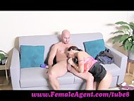 FemaleAgent. Blowjobs are best