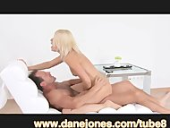DaneJones Gorgeous blonde in orgasmic joy