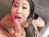 Jayden Lee  Sharon Lee Compete In Cock Sucking Challenge