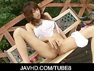 Asian doll Asuka Ishihara grab