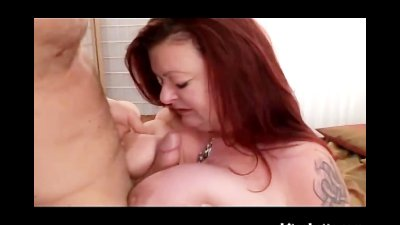 SSBBW With Huge Tits Squirting on Hard Cock