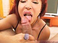 Hot Redhead Latina Mommy Likes