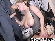 Eva Notty Fucked On A Toi...