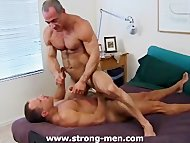Mature Bodybuilders Fucking