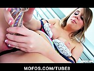 Young and busty amateur A...