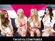 Twistys LIVE Celebration Next Show 041013 4pm EST 1 pm PST
