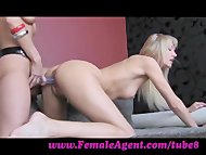 FemaleAgent. Hot blondes ...