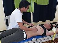 Tickling Leonard