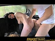 FakeTaxi Suck my cock or ...