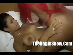 Dominican Lesbians fir...