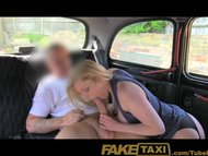 Faketaxi mature blonde ac...
