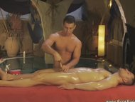 Gay Stimulative Genital Massage