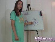 Lelu LoveJune 2013 Cum Schedule