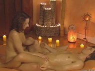 Arousing Sensual Pleasures with Lingam Massage