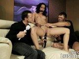 Slave girls disciplined