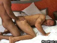 Hunk Ass Latino Bareback